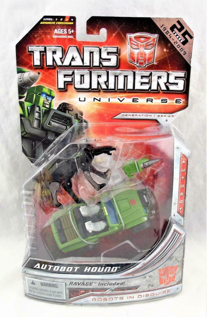 Transformers Universe Classics Deluxe Class Hound MOSC Sealed