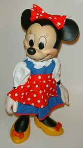 Anri-Woodcarvings-Disney-Characters-Minnie-Mouse-14-Original-Box-And-CEO