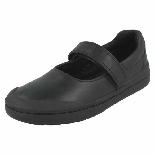 Girls Clarks School Shoes Rock Spark