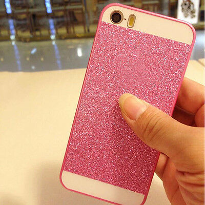 New Glistening Beautiful for Girls Hard Phone Case Cover for iPhone 6 6s Plus 5
