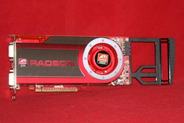Behendig Dell U092n Amd Radeon Hd 4870 1gb Gddr3. Pci-express Graphics Card (102b5070810)