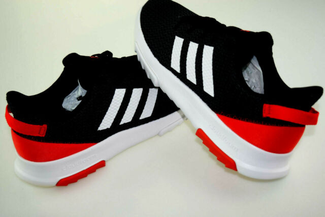 Size 11 - adidas Cloudfoam Racer TR Hi-Res Red