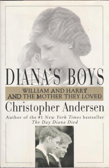 Diana's Boys  Christopher Andersen