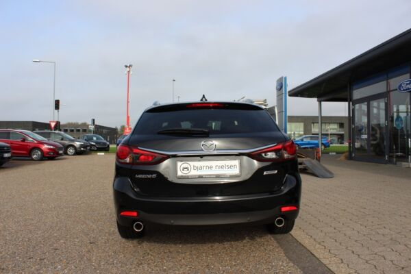Mazda 6 2,2 Sky-D 175 Optimum stc. aut. - billede 5