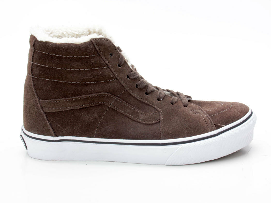 Vans sk8-hi Fleece SF vn-0 vn-0 SF kxh1cr marrón 573faa