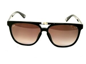 Occhiale Da Sole Web Unisex Sunglasses Web We 263/s 05b Nero Vintage Grande Luxuriant In Design