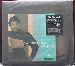Rare Ella Fitzgerald Sings the Cole Porter Songbook Verve Master Ed 20 Bit 19 Tk