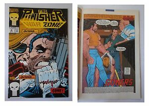 The-Punisher-War-Zone-9-Marvel-Comics-Novembre-1992-Goners-034-Going-Gone-034