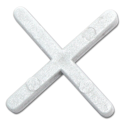"Rubi Carrelage Entretoises 3 mm 1//8/"" 02001 1000pc Carrelage Outils"