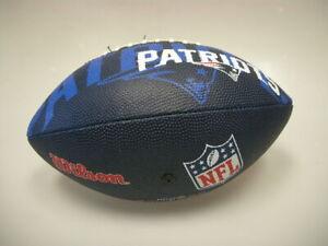 USED-NEW-ENGLAND-PATRIOTS-WILSON-NFL-FOOTBALL