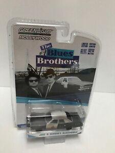 Greenlight Jake & Elwood'S Bluesmobile il Blues Brothers 1/64 44710-C