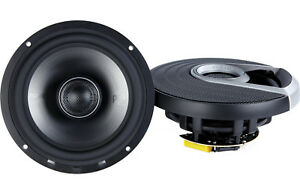 "Polk Audio MM652 6-1/2"" 2-Way Coaxial Ultra-Marine Coaxial Speakers (Pair)"
