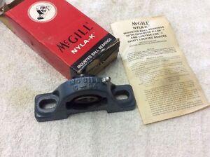 "NEW IN BOX MB  NYLA-K C-25  3//4/"" PILLOW BLOCK BEARING"