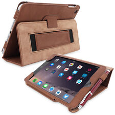 New Smart Magnetic Leather Case Cover For iPad mini 3/4 With Auto Wake & Sleep