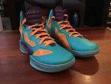DS Nike LA SPARKS wnba Hyperfuse Sample shoes size 9.5