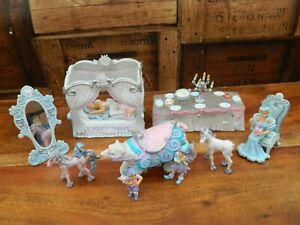 ELC Winter Wonderland Bundle-licorne ours polaire meubles