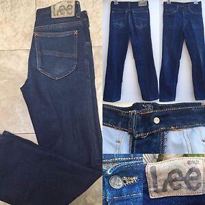 Vintage-Lee-Jeans-30-034-Waist-28-034-Inseam