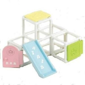 New Sylvanian Families Calico Critters Baby Jungle Gym Set