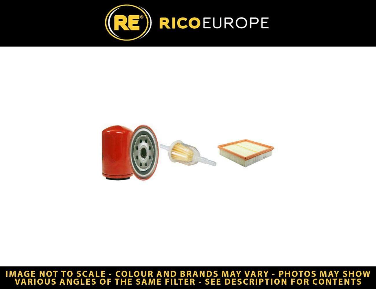 Hako 4100 4100d Filter Service Kit