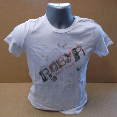 ROBYN Body Talk Pt. 1 2010 UK white short sleeve promo only t-sh