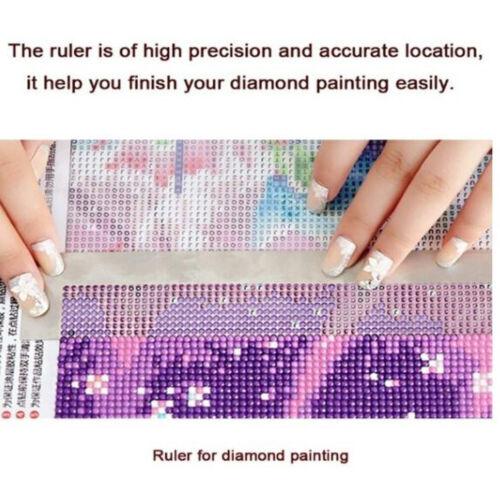 Diamond Painting Tools Practical Diamond Drawing Painting Ruler Tool Gadget Y2