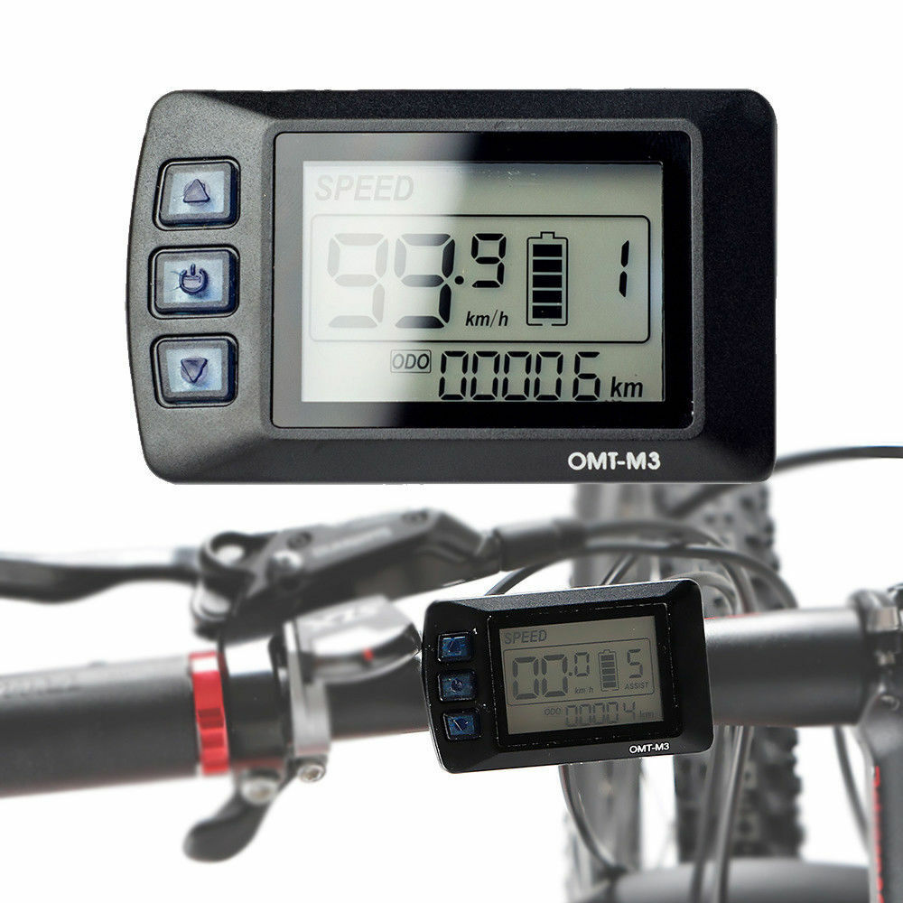 48V 1000W eBike Speed LCD Display Panel Electric  Bicycle Controller Ebike  quality guaranteed