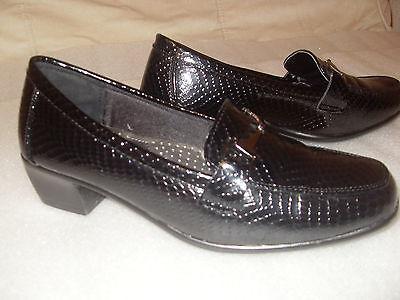 Mocasín Zapatos terminadoras Negro talla 3 conocido Calidad y Comodidad tecnología elegante Wear