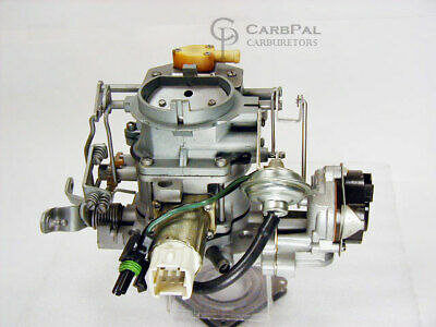 CARTER BBD CARBURETOR 1982-1991 AMC JEEP 258 CI 4.2L ENGINE ELECTRIC FEEDBACK