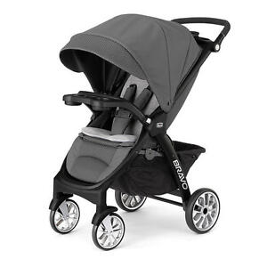 Chicco Bravo Le Infant Toddler Stroller Keyfit 30 System