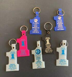 7-Vintage-1-Keychains-WASHINGTON-2-SEAHAWKS-Lot-120