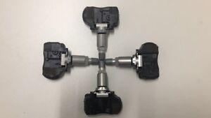 4 x RDCi RDKS für BMW 1er 2er 3er 4er X1 X5 X6 MINI Reifendrucksensoren Ventile