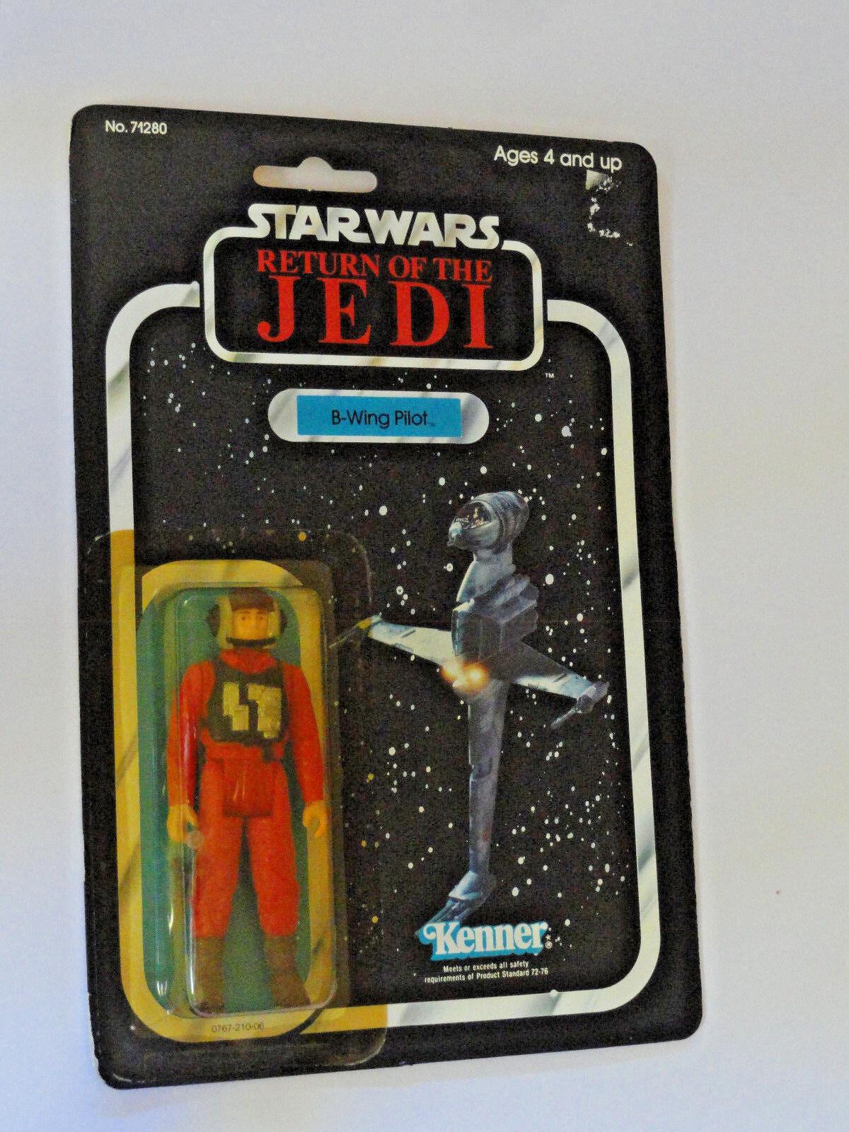 con 60% de descuento Estrella Wars B-wing Pilot retorno retorno retorno de las Jedi menta en tarjeta     entrega gratis