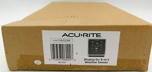 ACURITE-Display-for-5-in-1-weather-sensor-06022m