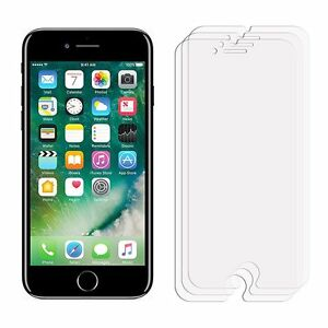 2-Clear-Apple-iPhone-7-Screen-Protector-Film-Foil-Saver-For-Mobile-Phone