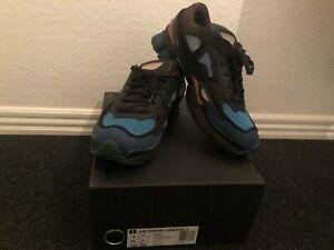 Adidas x Raf Simons Ozweego 2 'Black