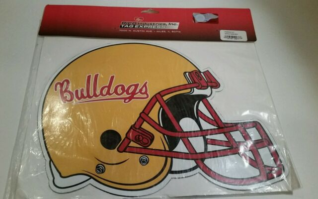 Magnet Ncaa 2 Pack Ferris State University Bulldogs Football Car