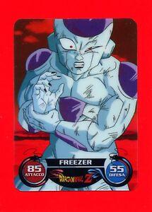 Dragonball Z - Battaglia Finale - Edibas Lamincards - N. 134 - Freezer 27gu8p1r-08005214-283271433