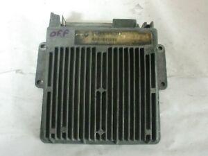 calculateur Renault safir 1 débloqué 7700107694 magneti ( immo off ) (réf 0052)