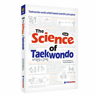 The Science Of Taekwondo English Book Scientific Principle Tkd Motions Scene Mma