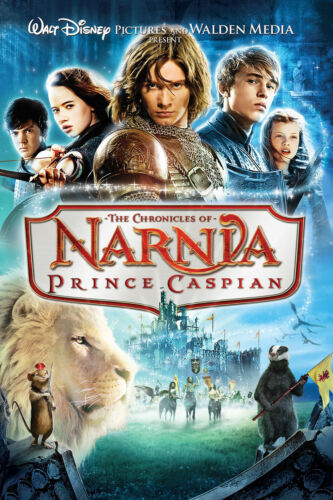 A3//A4 Size Chronicles of Narnia 2 MOVIE FANTASY ACTION FILM POSTER # 21 2008