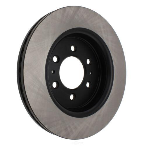 Disc Brake Rotor-Premium Disc Preferred Front Centric 120.65119