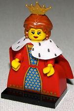 LEGO NEW SERIES 15 QUEEN 71011 MINIFIGURE CASTLE MINIFIG FIGURE