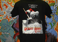 Silent Night Deadly Night rooftop Shirt Lucio Fulci Dario Argento Horror