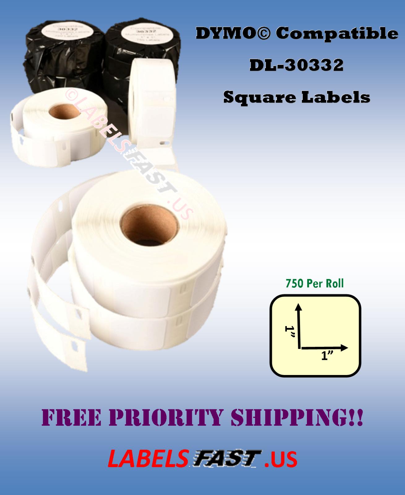 30321 Labels Dymo® LabelWriters CoStar 315 330 400 450 Twin Turbo EL40 12 Rolls