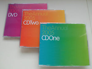 The Annual 2005  Ministry of Sound Parental Advisory 2 CDs and 1 DVD - <span itemprop=availableAtOrFrom>West Midlands, United Kingdom</span> - The Annual 2005  Ministry of Sound Parental Advisory 2 CDs and 1 DVD - West Midlands, United Kingdom