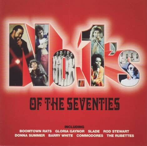 Various - No. 1's of the seventies (CD)