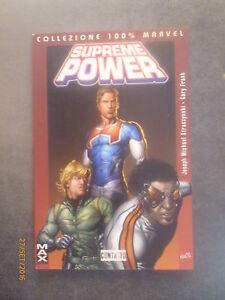 SUPREME POWER n° 1 - Contatto - 100% Marvel - Ed. Panini Comics 2004
