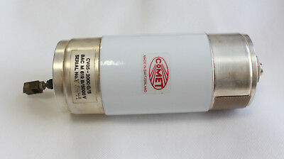 Vacuum Variable Capacitor 4-100 pF 10kV 5kV-nom