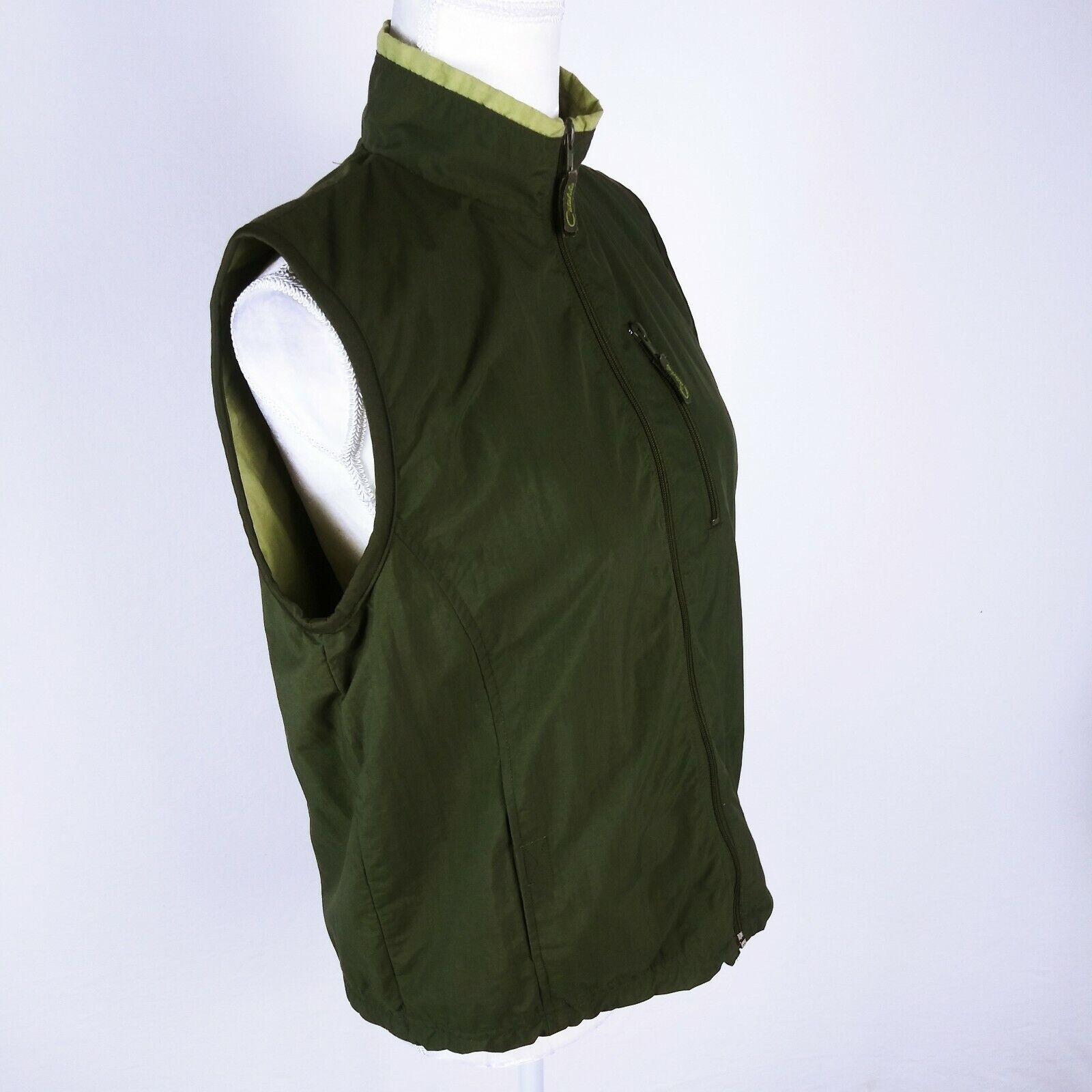 Catalina Womans Size S Green Vest & Capri Set S9 - image 10