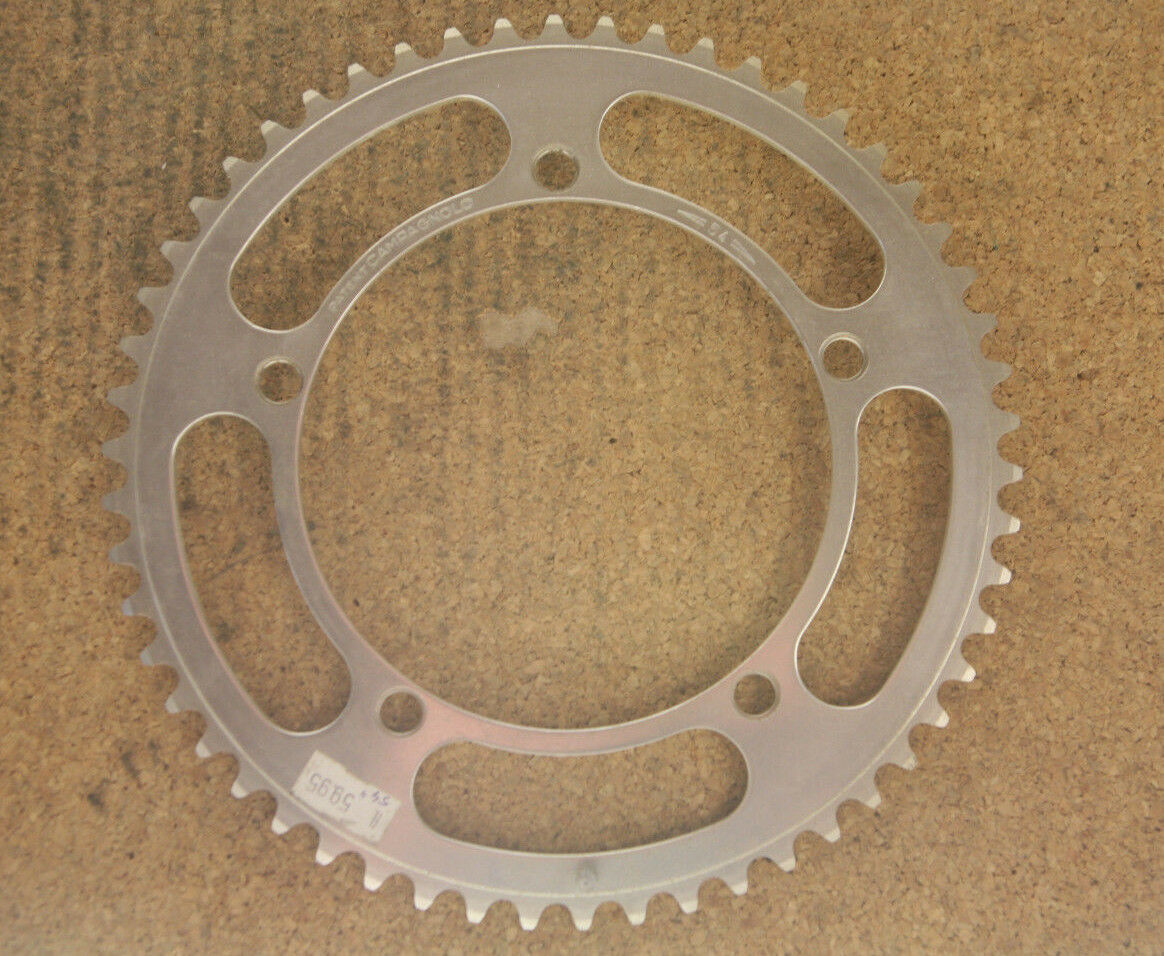 Vintage NOS NEW  Campagnolo Record 144 BCD chainring Nuovo Super Record fit 54t  great selection & quick delivery